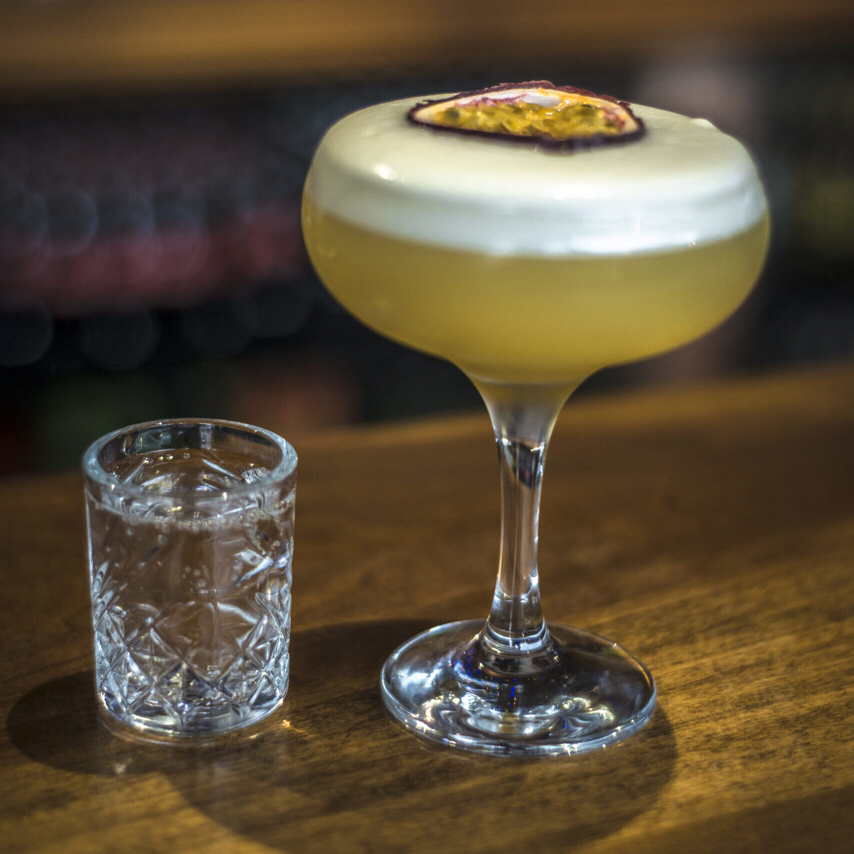 Cocktails at Friels Bar, Swatragh