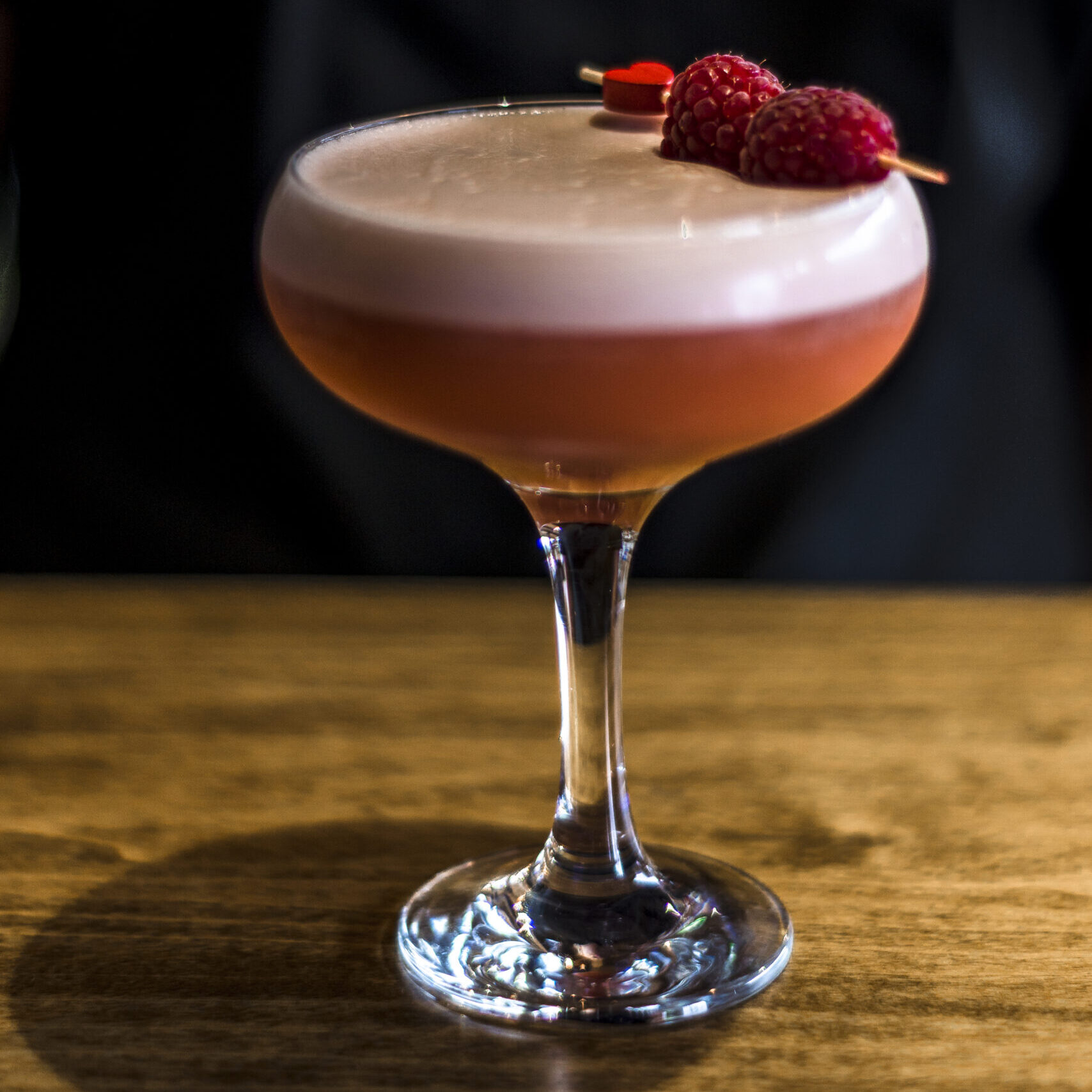 Friels Cocktails French Martini