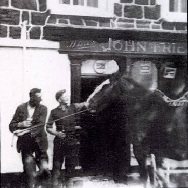 John Friel, Traditional Historic Bar Restaurant Swatragh