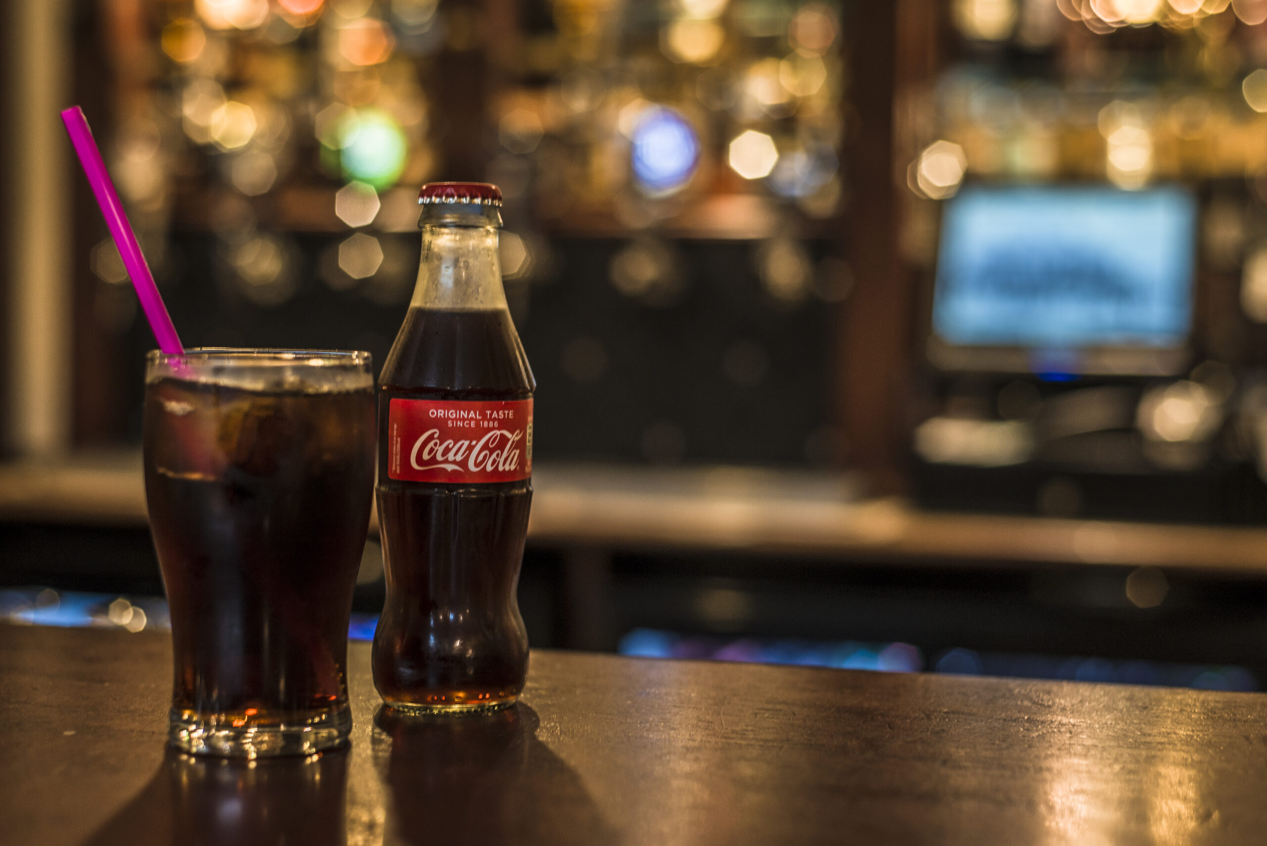 Friels Kids Drinks Menu, Coca Cola