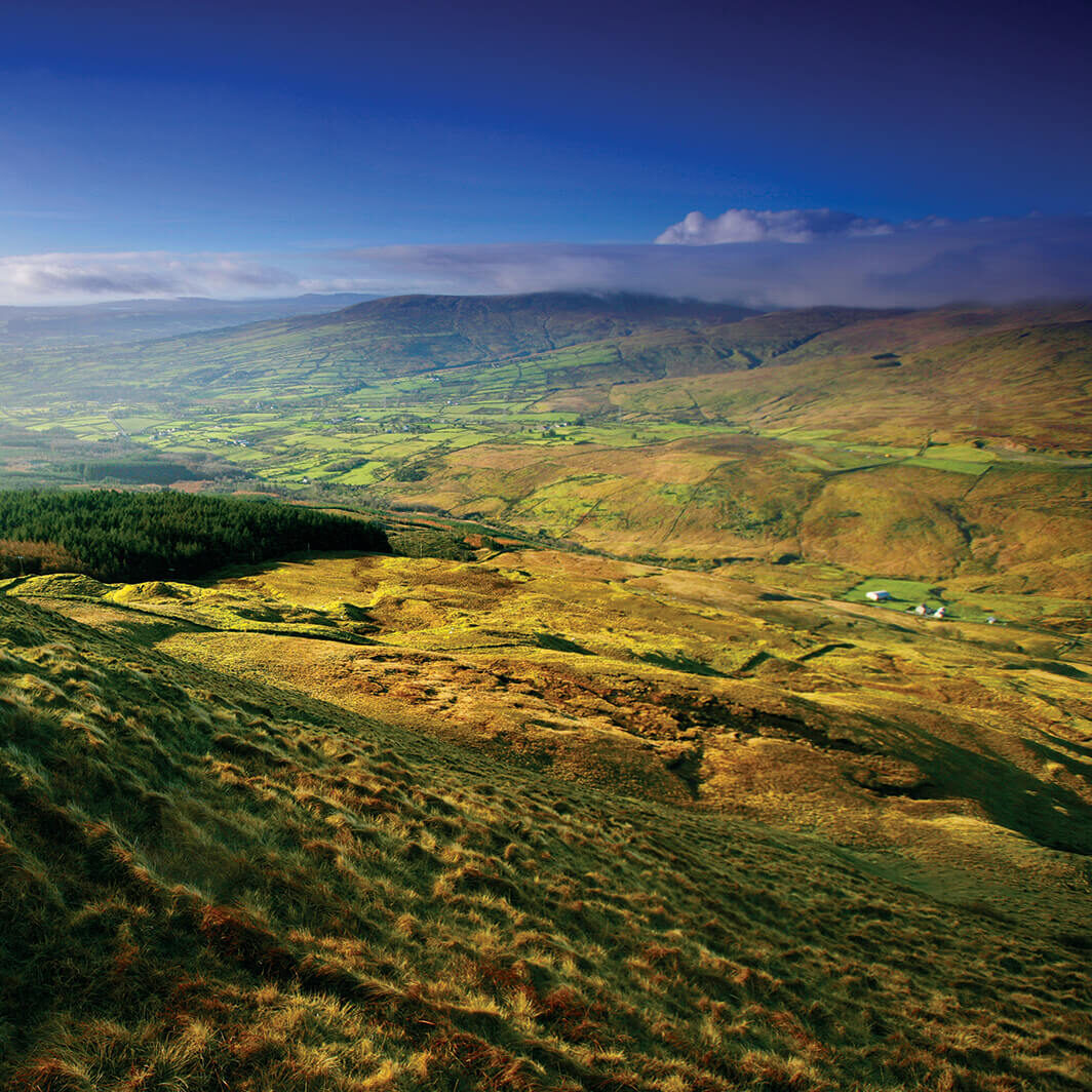 Sperrin Mountains Co. Derry